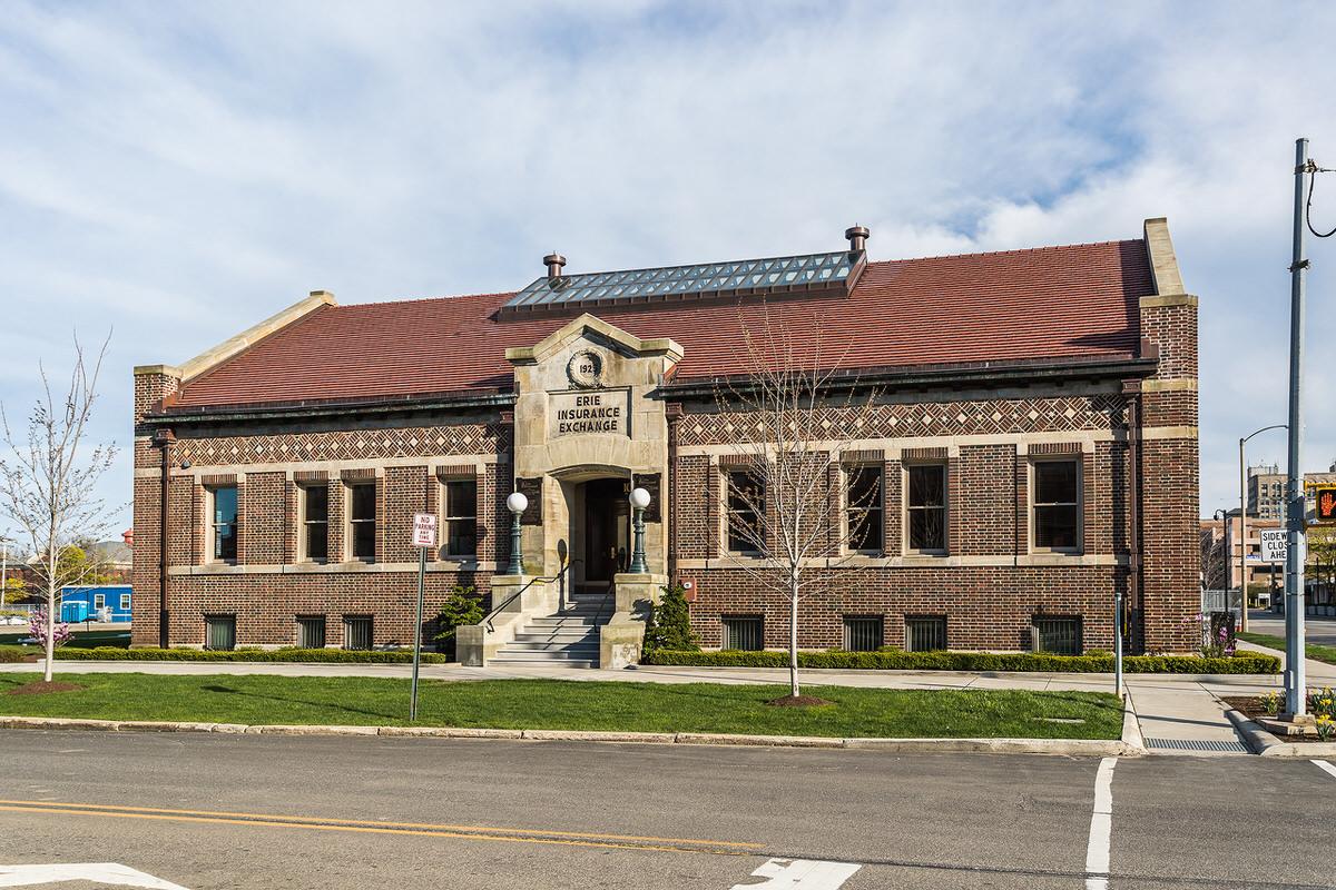 Ee Austin Son Contractors Construction Managers Erie Insurance Heritage Center