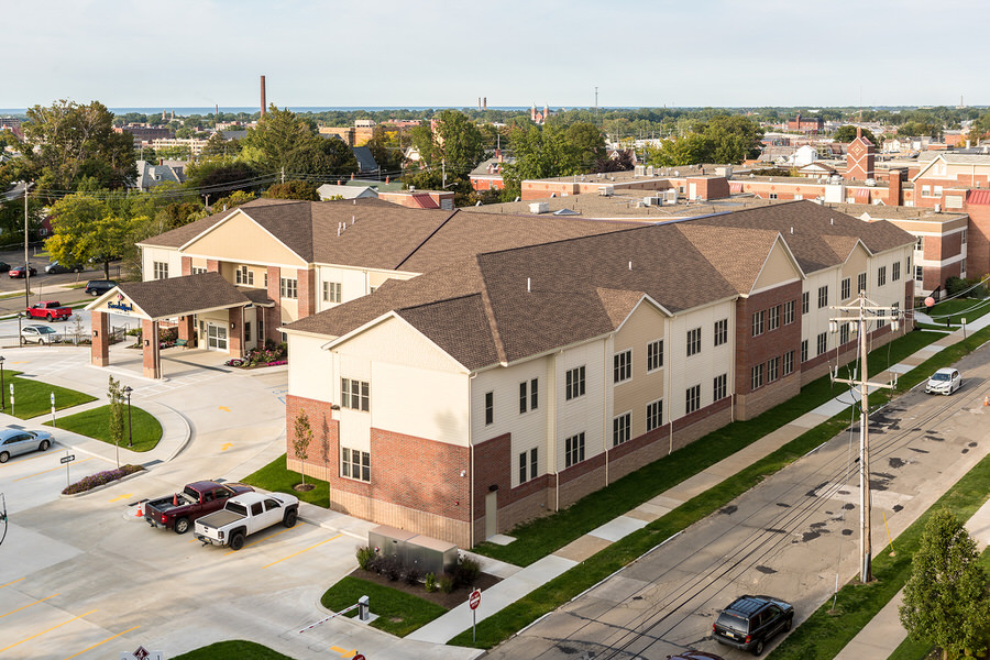 Sarah Reed Senior Living Center