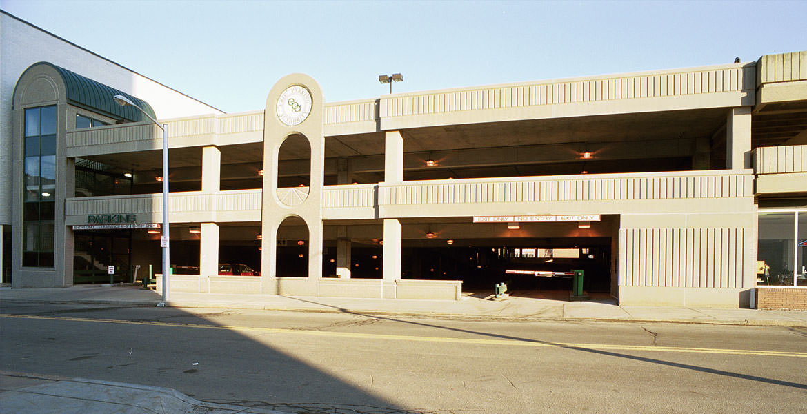 Erie Parking Authority D1 Parking Structure